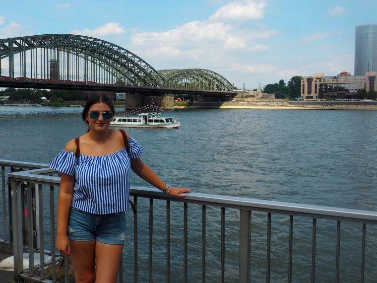 Rachel Nicole in Cologne, Germany