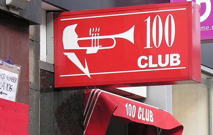 The 100 Club, London