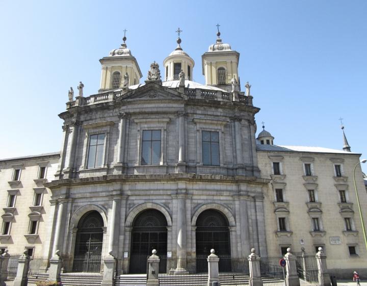 Beautiful Architecture in Madrid
