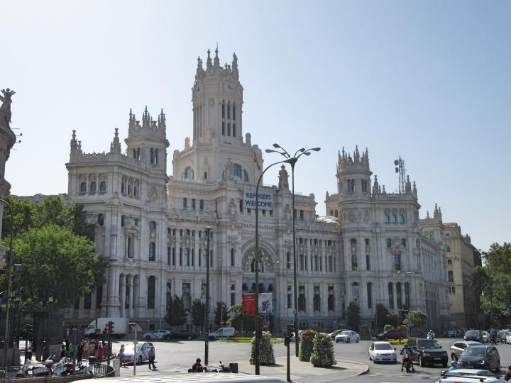 City Hall, Madrid