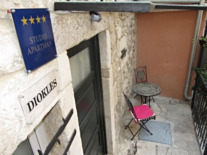 Croatia: Diokles Studio Apartman,Split
