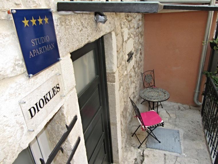 Diokles Studio Apartmen in Split, Croatia