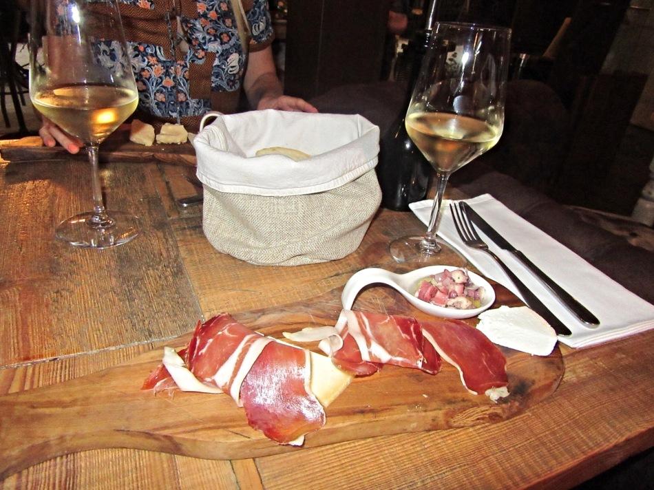 Wine tasting in Split, Croatia