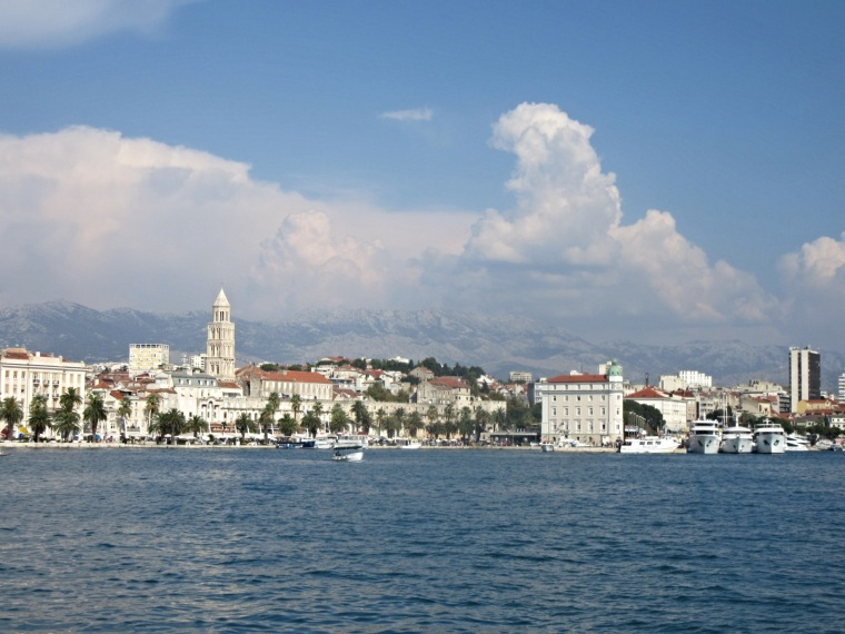 Beautiful Split, Croatia