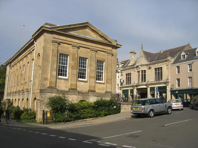 England: Chipping Norton, Oxfordshire, Hometown Tour Guide