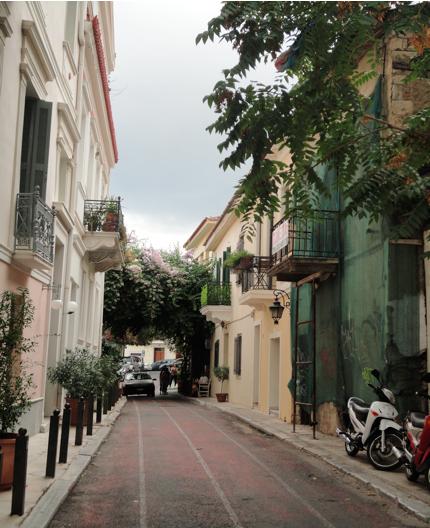 Lussia Street