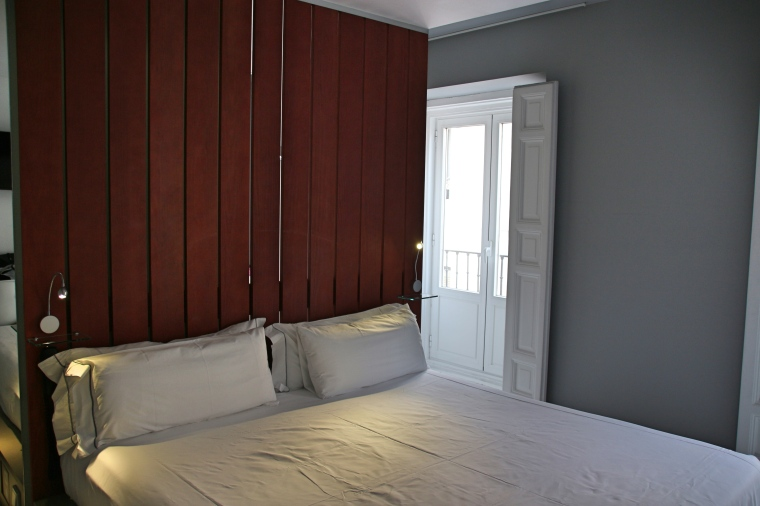 Sidorme Hotel Fuencarral 52 Bedroom, Madrid