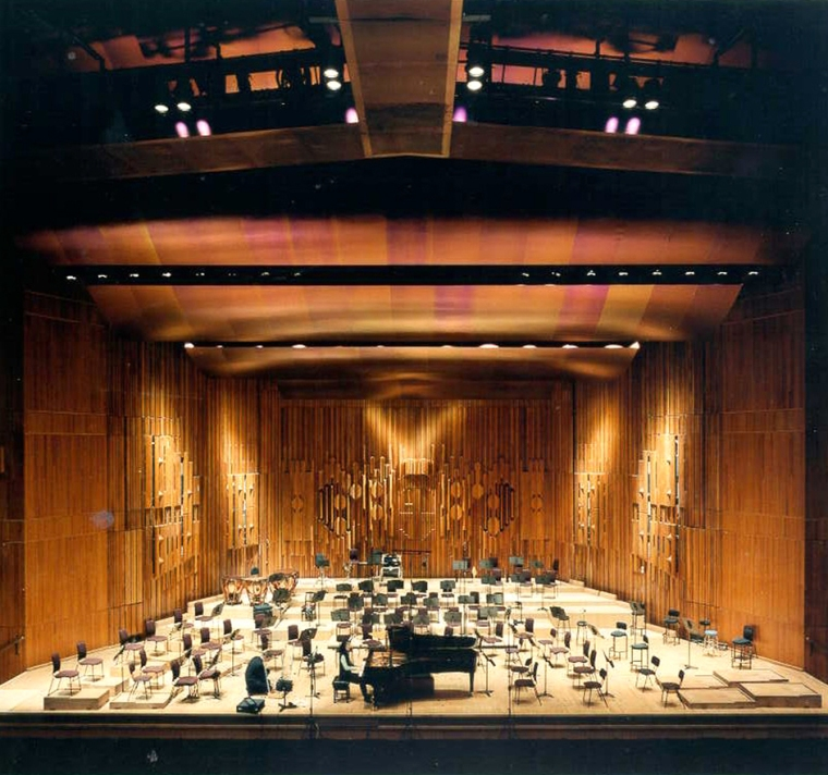 London Barbican Hall, London