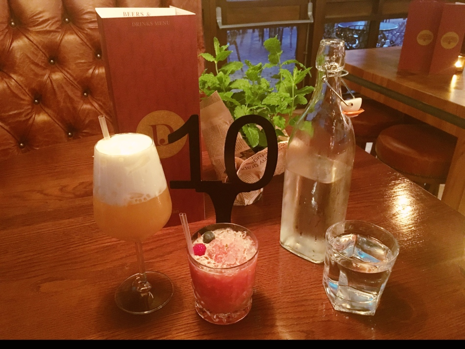 Drinks at Banyan Bar & Kitchen Roundhay, Leeds