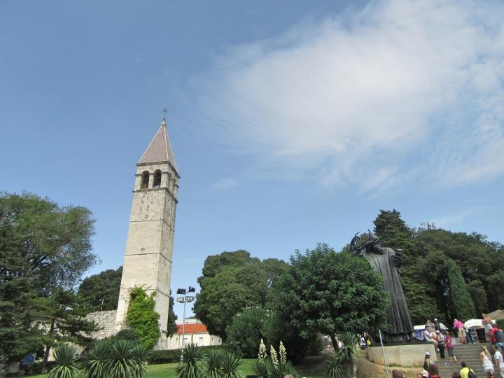 Gregory of Nin Statue, Split, Croatia