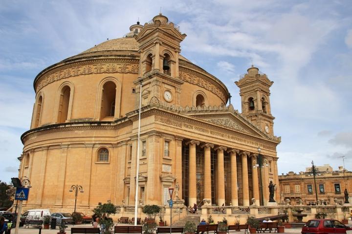 Malta: The Unexploded Bomb ofMosta