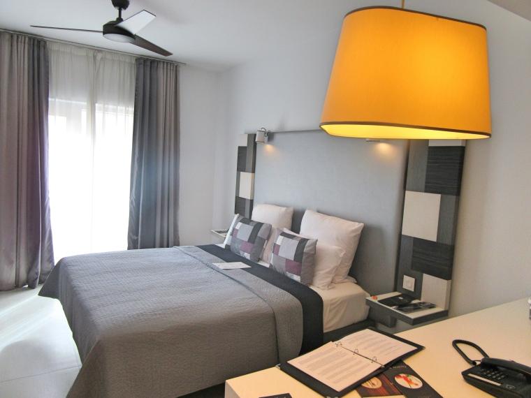 Double room at Hotel Valentina, St Julian's, Malta