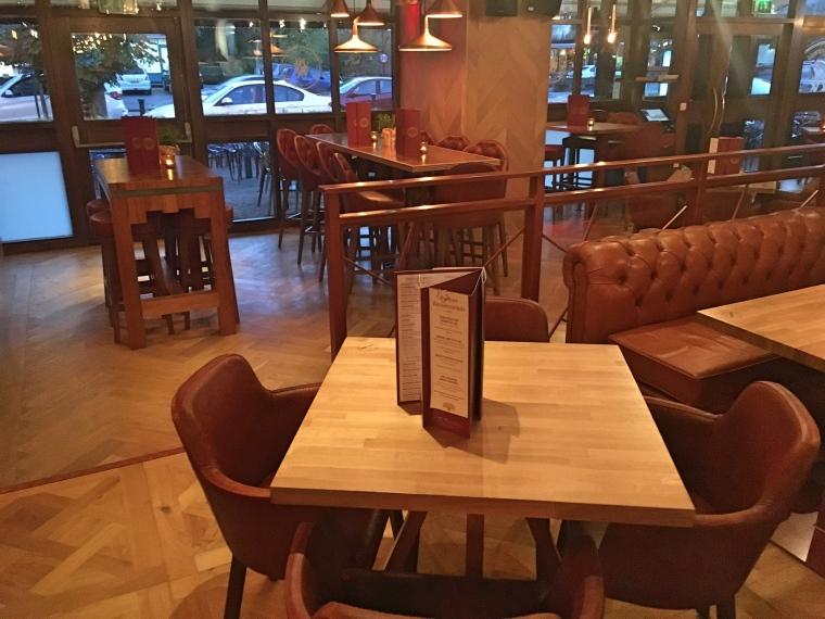 Inside Banyan Bar & Kitchen Roundhay, Leeds