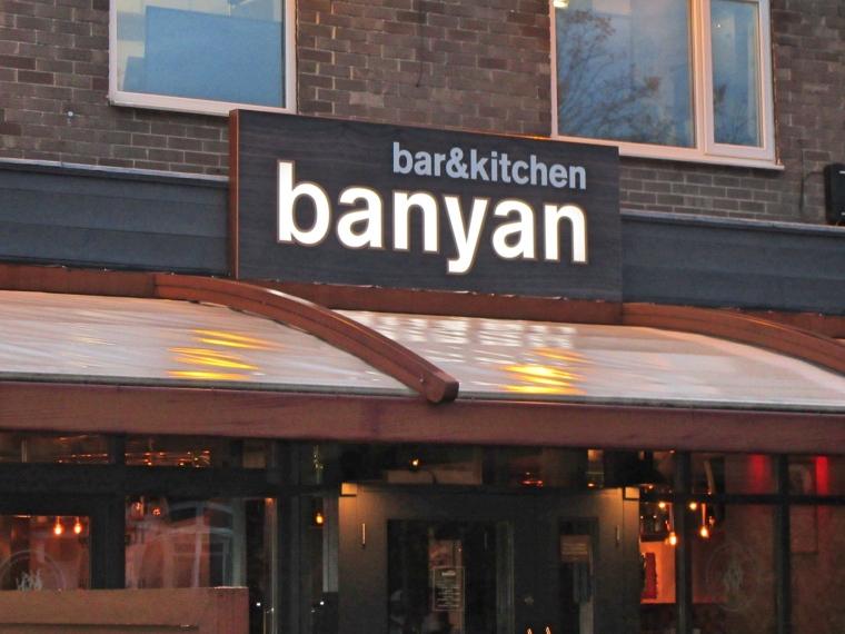 Banyan Bar & Kitchen Roundhay, Leeds