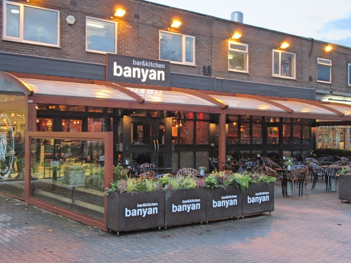 England: Banyan Bar & Kitchen, Roundhay – Leeds, Yorkshire