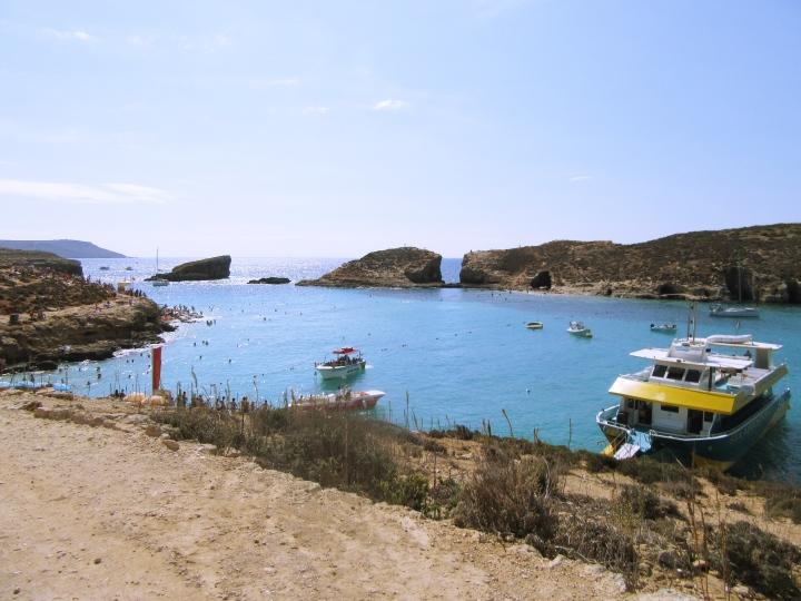 The Island of Comino, Malta