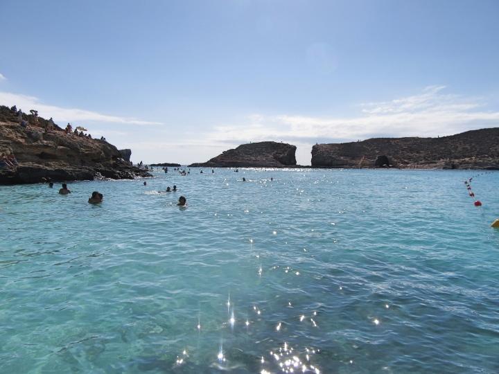 The Blue Lagoon Comino, Malta