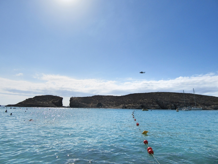 The Blue Lagoon Comino, Malta