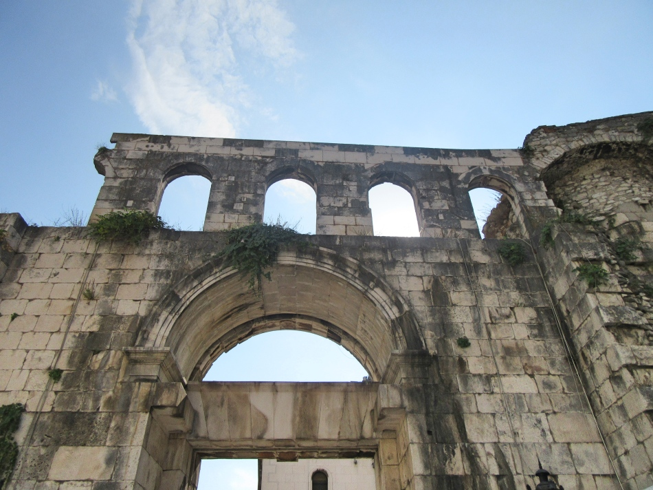 Silver Gate, Split, Croatia