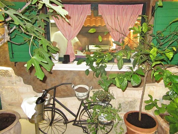 The kitchen at Tinel Trattoria, Split