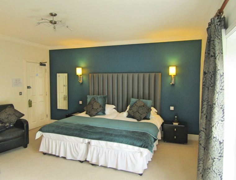 Room Four at Fishmore Hall Hotel