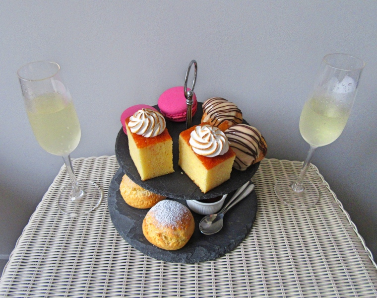 Afternoon Tea at Fishmore Hall Hotel, Ludlow