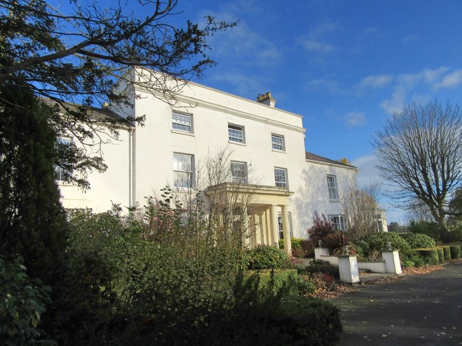 Fishmore Hall Hotel, Ludlow, Shropshire