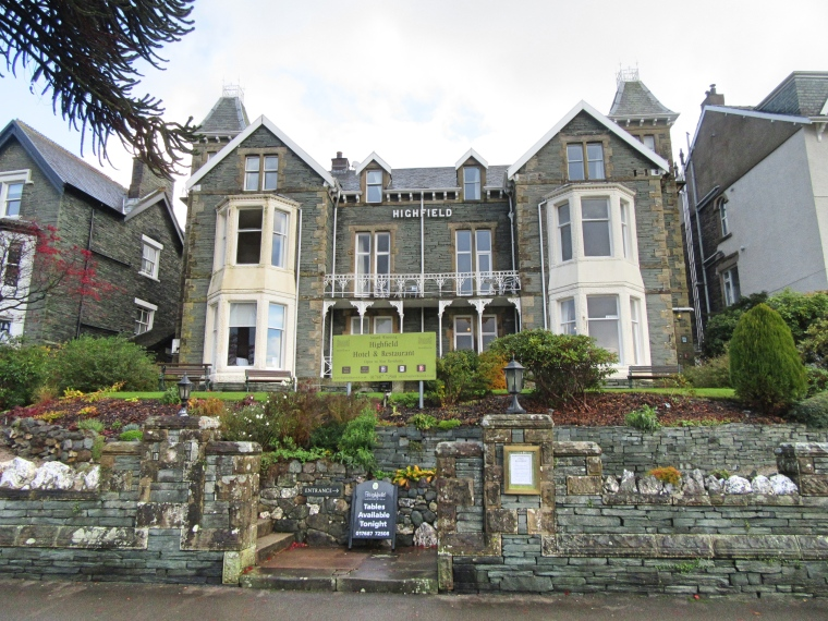 The Highfield, Keswick, Cumbria