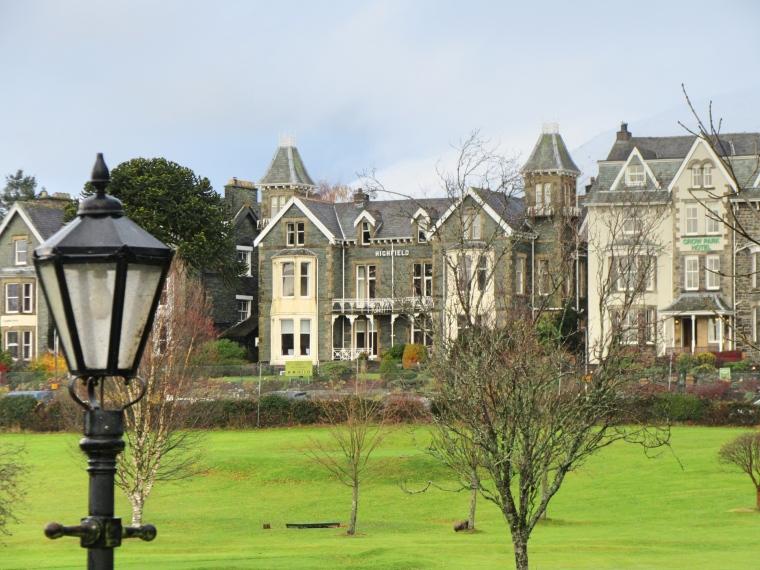 The Highfield, Keswick in Cumbria