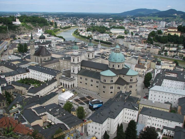 Salzburg, Austria - Image Credit