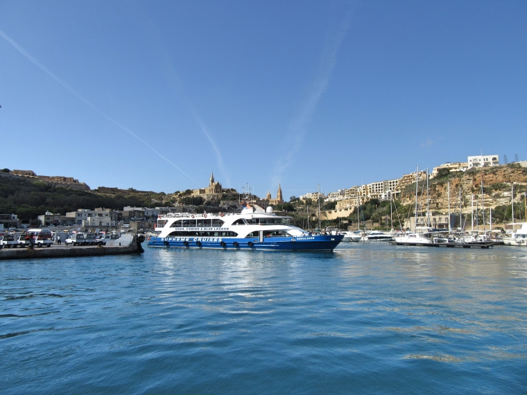 Sailing the Maltese Islands