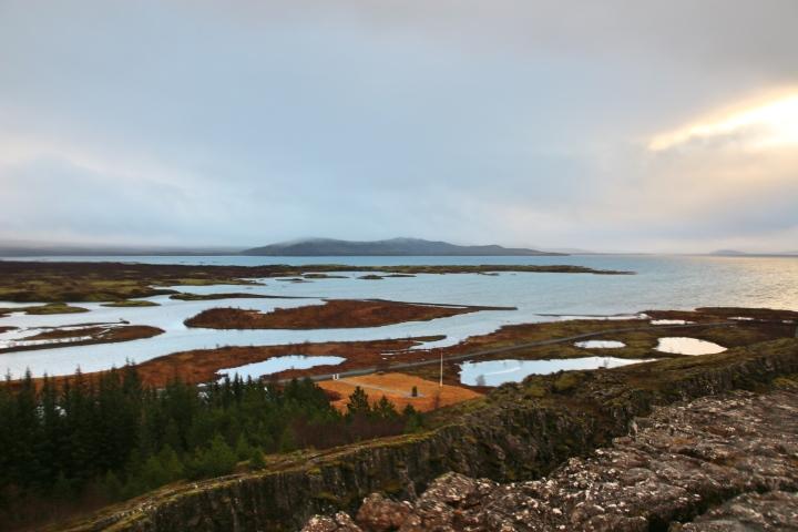 Lake Thingvallavatn, Iceland