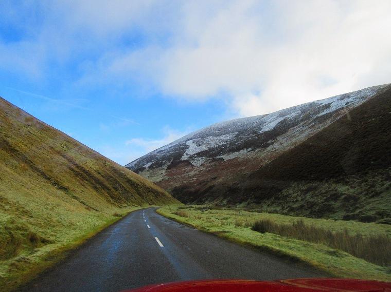 Road Trip Through Scotland