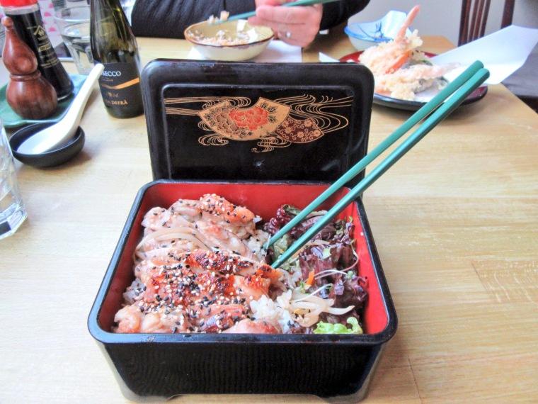 Japanese Food, Harajuku Kitchen Japanese Bistro, Edinburgh