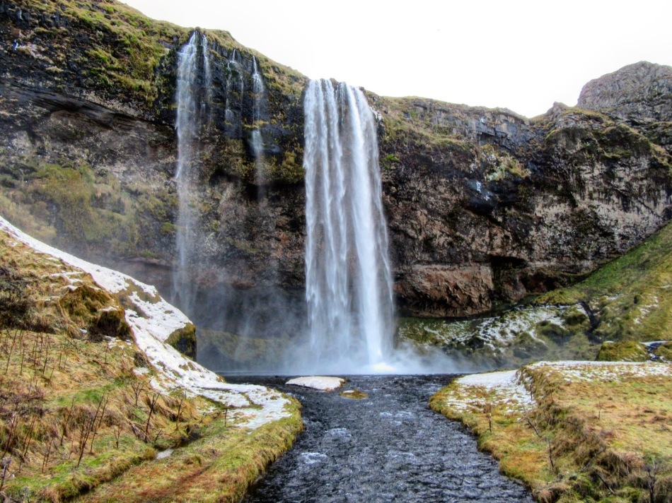 Waterfall, Iceland