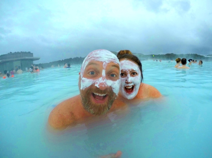 Iceland: Relaxing At The Blue Lagoon