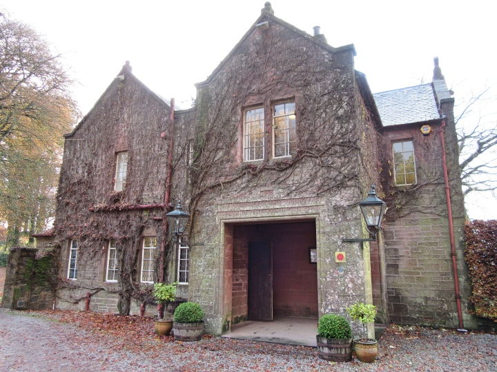Scotland: Trigony House Hotel, Dumfries