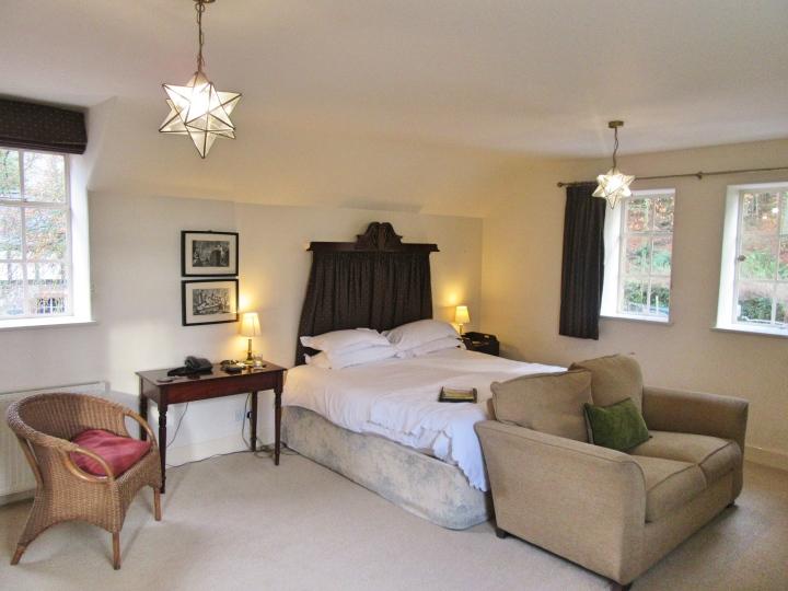 Bedroom at Trigony House Hotel, Scotland