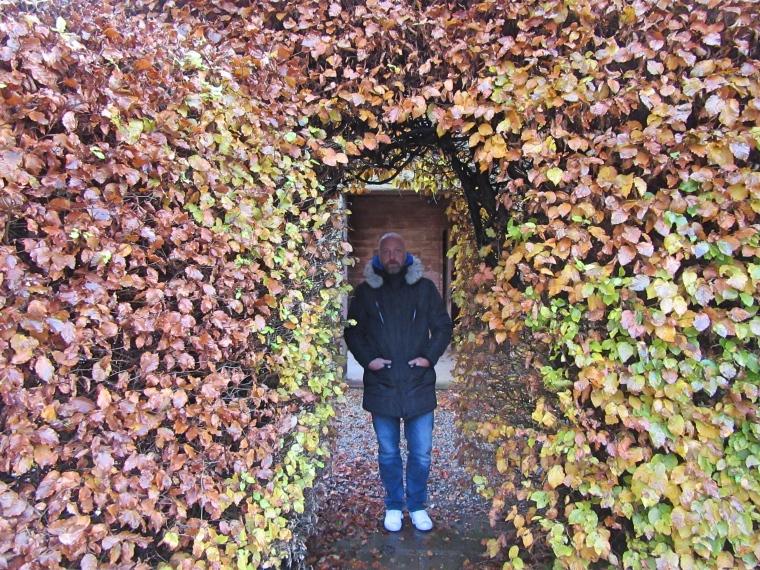 Mr ESLT in Trigony House Hotel Grounds, Scotland