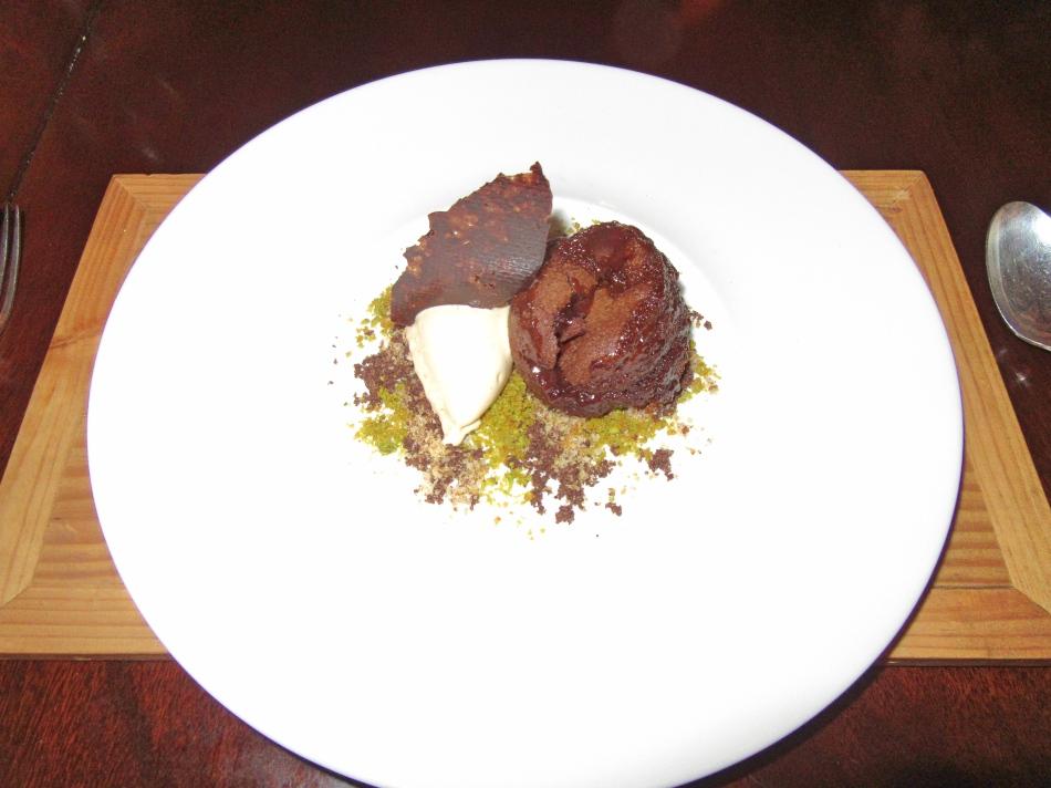 The Horseshoe Inn, Peebles Dessert