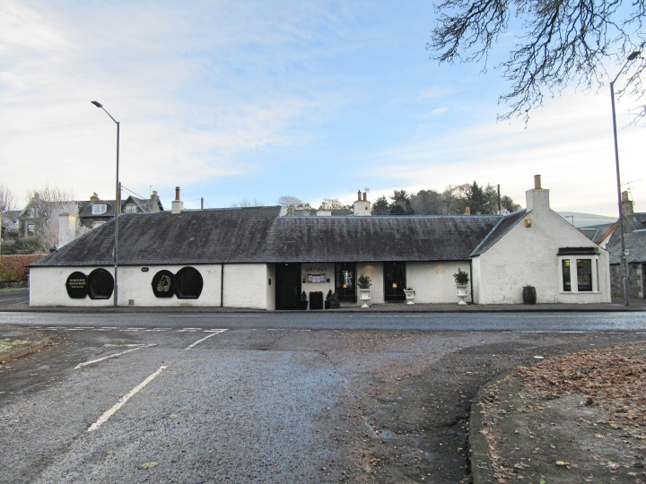 The Horseshoe Inn, Peebles