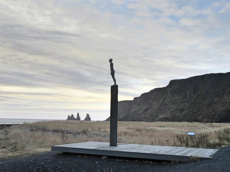 Voyages Friendship Statue, Iceland