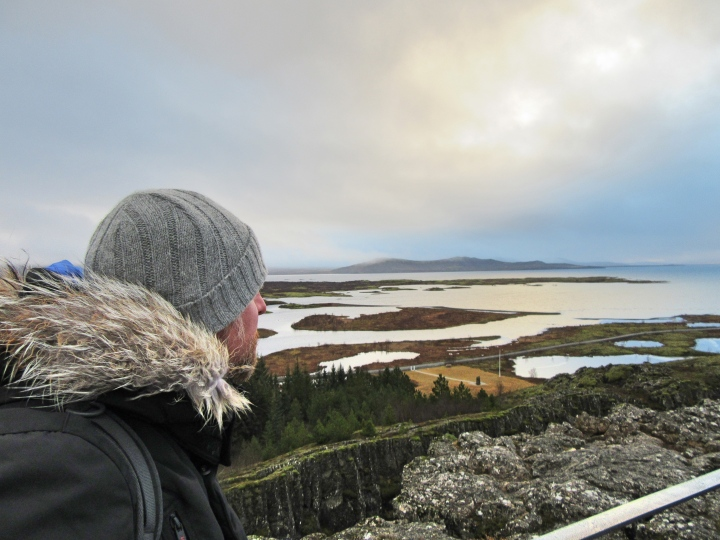 Lake Thingvallavatn Iceland