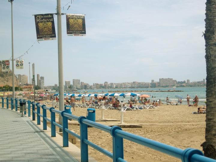 Beach, Alicante