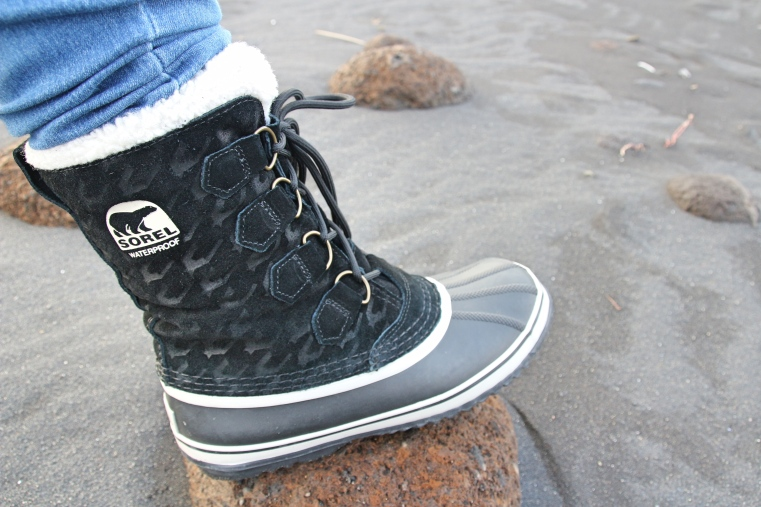 Sorel Snow Boots, Iceland