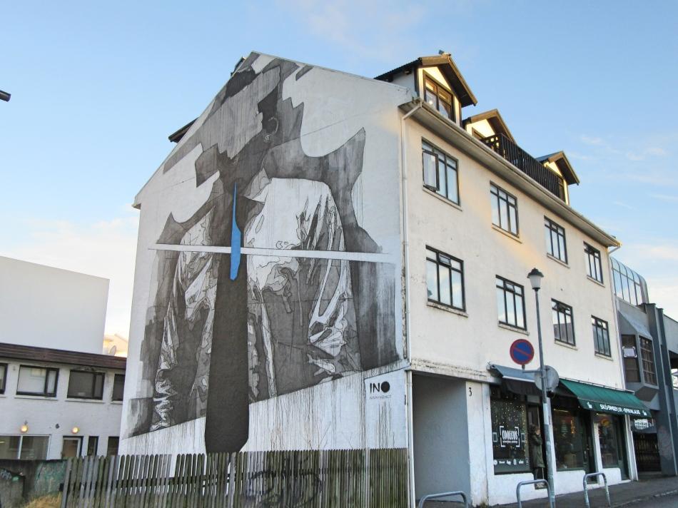 Street Art, Reykjavík, Iceland