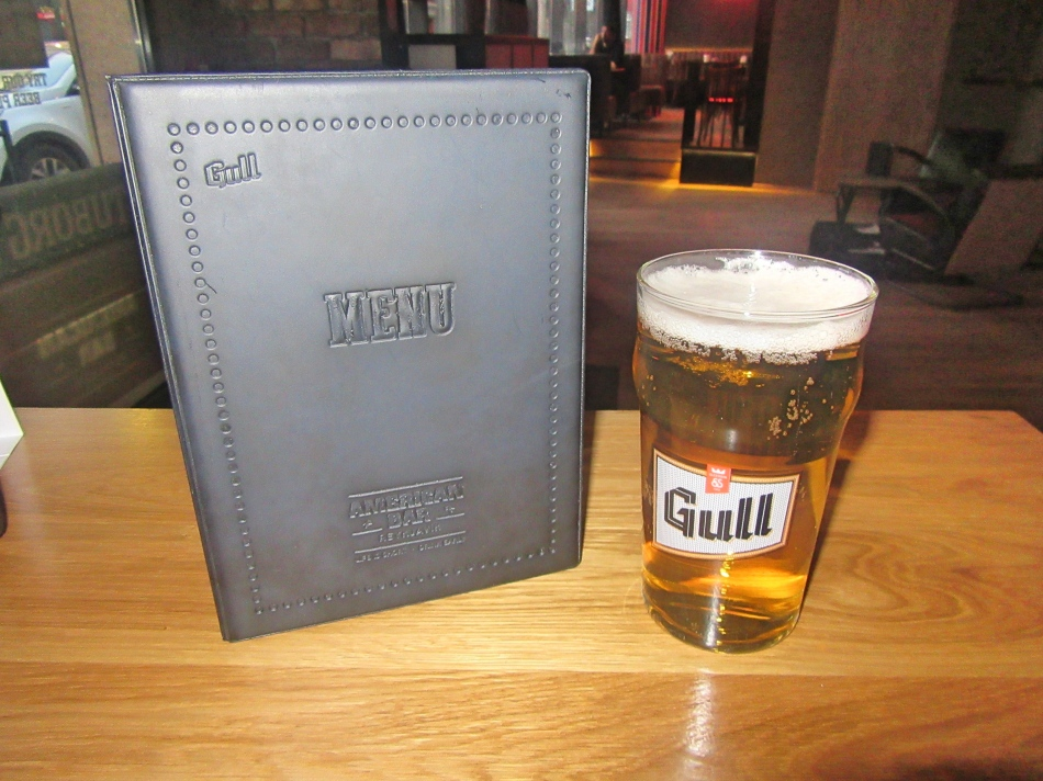 Beer in Reykjavik, Iceland