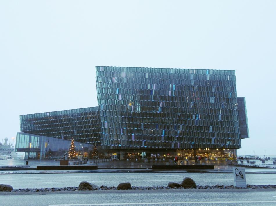 Harpa Concert and Conference Hall, Reykjavík, Iceland