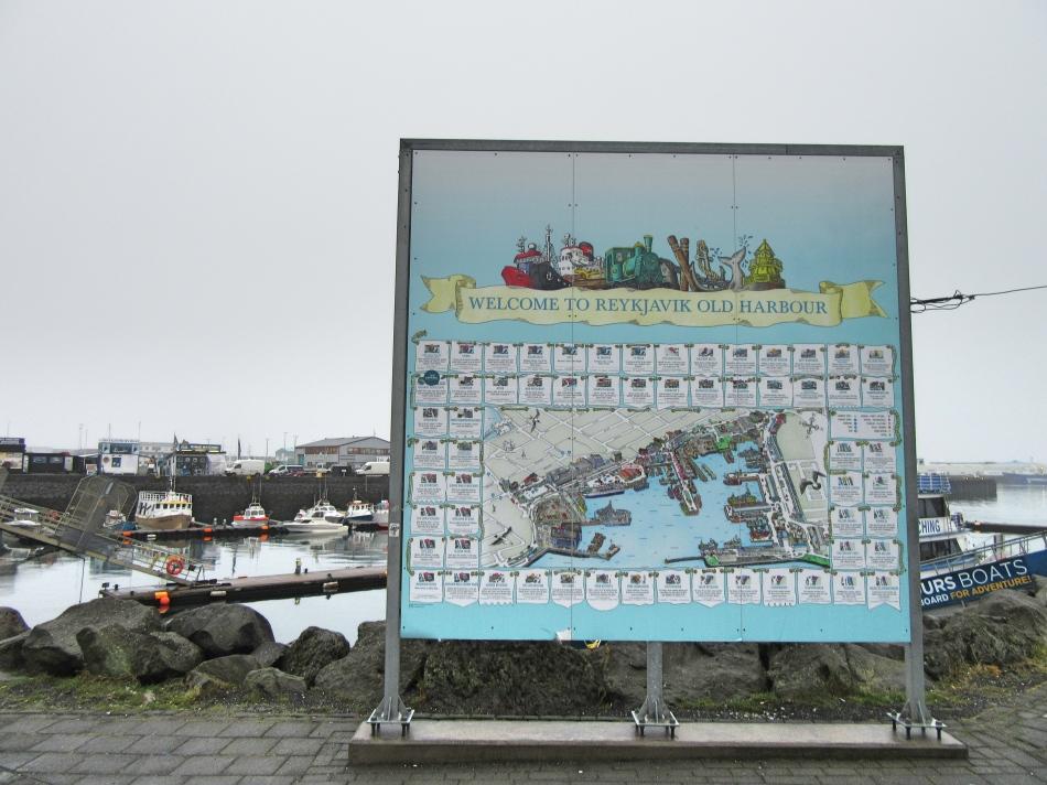The Old Harbour, Reykjavík, Iceland