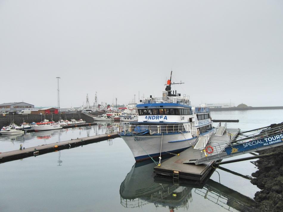 The Old Harbour, Reykjavik, Iceland